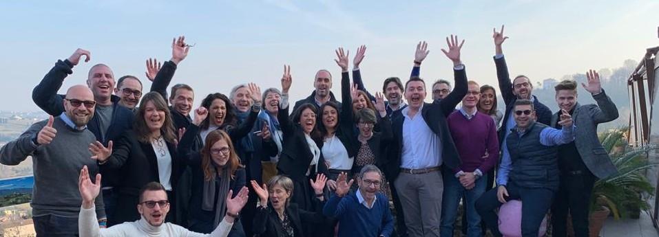 Meeting commerciale Portocork Italia
